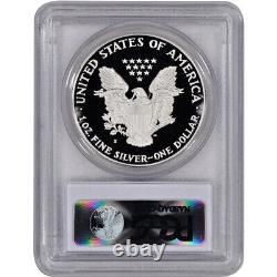 1986-S American Silver Eagle Proof PCGS PR70 DCAM