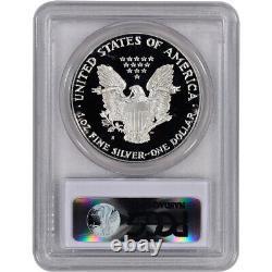 1990-S American Silver Eagle Proof PCGS PR70 DCAM