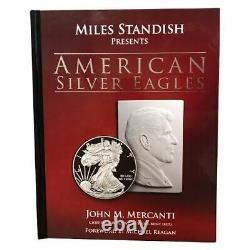 1995-W $1 Proof Silver Eagle NGC PF70 Ultra Cameo John Mercanti Signed