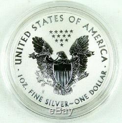 2012 S American Eagle San Francisco Two Coin Silver Proof Set # EG1 OGP COA