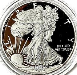 2012-S Reverse Proof Silver Eagle SAN FRANCISCO 2-Coin Set with BOX/COA
