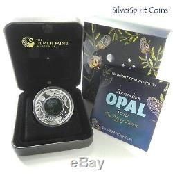 2013 AUSTRALIAN OPAL PYGMY POSSUM Silver Proof Coin