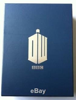 2013 Doctor Who 50th Anniversary 1/2oz Silver Proof 11 Coin Set