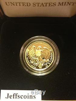 2015 W P S US Marshal Service GOLD Silver Proof $5 Dollar 3 COIN SET SR7 Half $1