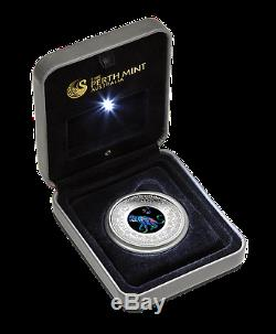 Year of the Monkey 1oz Silver Proof Coin 2016 Australian Opal Lunar Series