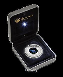 2016 Australian Opal Lunar Series Year of the Monkey 1oz Silver Proof Coin