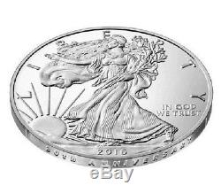 2016 W 1oz Silver Eagle Proof NGC PF70 Ultra Cameo Liberty Coin Act Label