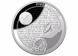 2019 50th Anniversary of the Lunar Landing $5 & Half Dollar Proof Domed Coin