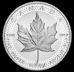 2019 Pride of Two Nations (Canada/US), Canadian Edition-Proof Silver 2-coin set