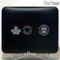 2019 Pride of Two Nations Canadian Limited Edition Pure Silver Proof 2-Coin Set
