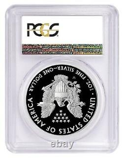 2019 W 1oz Silver Eagle Proof PCGS PR70 DCAM First Day Issue Label