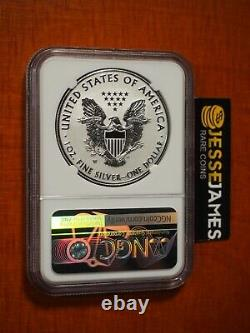2019 W Enhanced Reverse Proof Silver Eagle Ngc Pf70 Fdi From Pride Of Nations