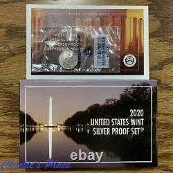 2020-SW 11-Coin Silver Proof Set (20RH)