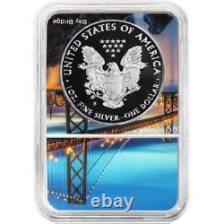 2020-S Proof $1 American Silver Eagle NGC PF70UC FDI San Francisco Core