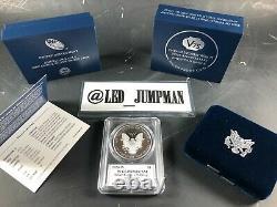 2020 W V75 Privy End of World War II 75th Anniv. American Eagle PR70DCAM FS COIN