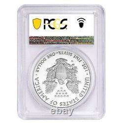2021-W 1 oz Proof Silver American Eagle PCGS PF 70 DCAM FDOI