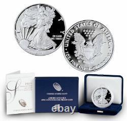 2021-W Proof American Silver Eagle GEM Proof OGP PRESALE