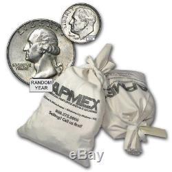 90% Silver Coins $50 Face-Value Bag SKU #68839