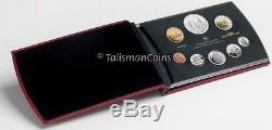 Canada 2012 8 Coin Proof Set with War of 1812 Bicentennial $1 Silver Proof Dollar