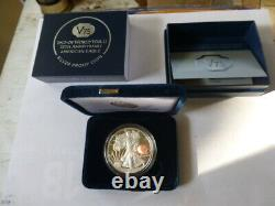 End of World War II 75th Anniversary American Eagle Silver oz Proof Coin