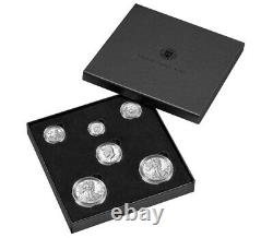 Limited Edition 2021 Silver Proof Set American Eagle Collection 21RCN PRESALE