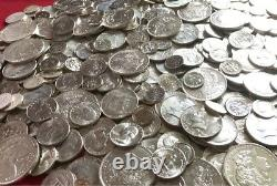 SILVER Proof & Uncirculated OLD U. S. Coin Lots Estate Sale Currency Bullion