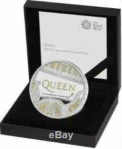 SOLD OUT 2020 Royal Mint Queen Silver Proof £2 Coin Ltd Ed of 7,500 PreOrder