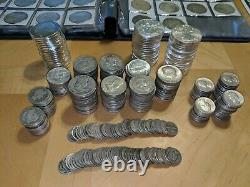 Silver Coins Old Collection Rounds Bars Bullion Us 90% Silver Eagles