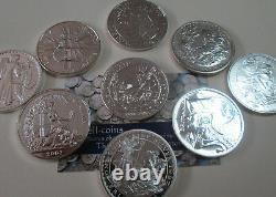 UK Royal Mint Silver Britannia 1997 2019 1oz Silver coins Multi listing