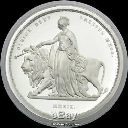 Una and The Lion Two Ounce Silver Proof 2019 £5 Five Pounds Royal Mint Coin
