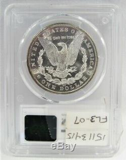Vintage 1885-CC Morgan Silver Dollar Coin PCGS MS66 Proof Like WOW! AI000